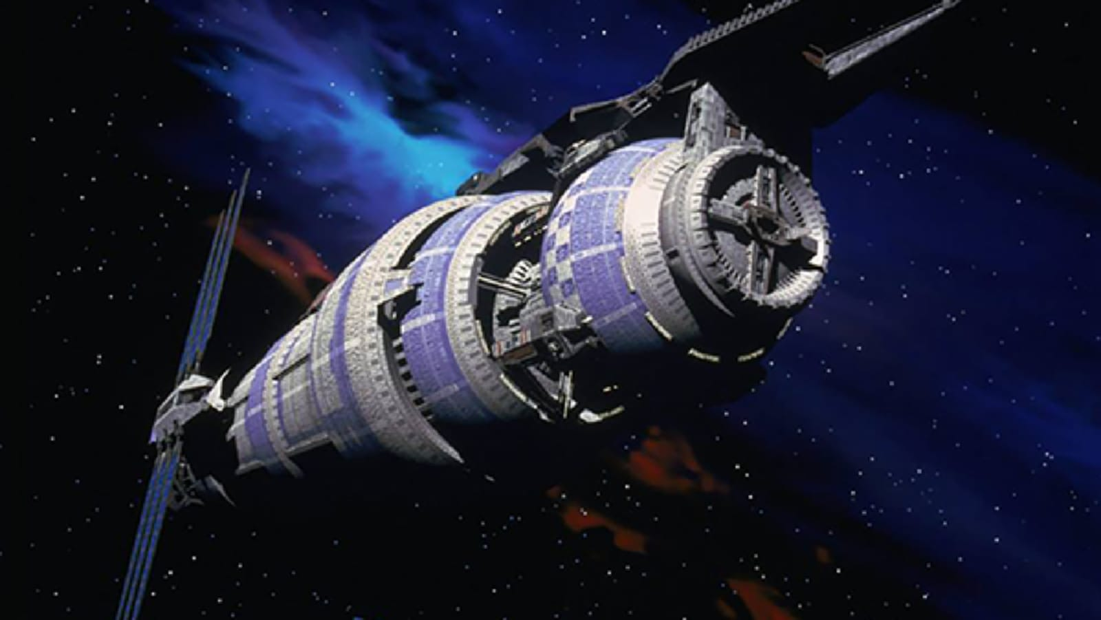 Babylon 5' is great, so why does it look so bad?