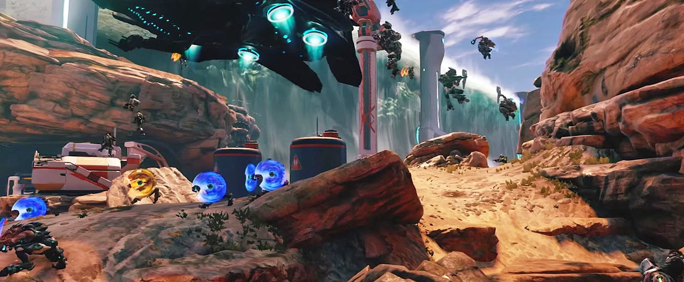 Halo 5' gets cooperative Firefight game mode this summer