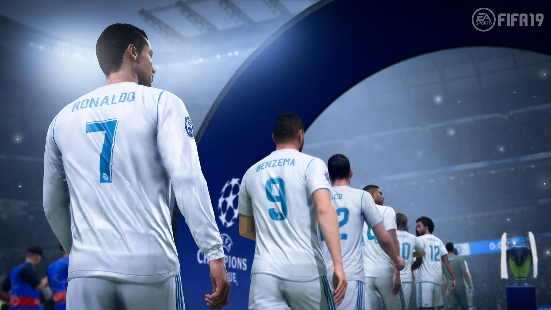 how ronaldo s transfer impacted the journey in fifa 19