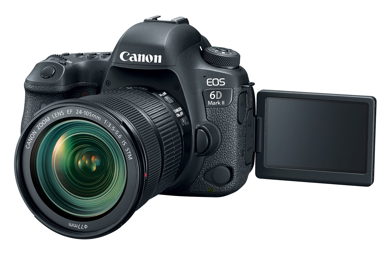Canon Mark Ii >> Canon S Full Frame 6d Mark Ii Is A Solid Upgrade With A Catch