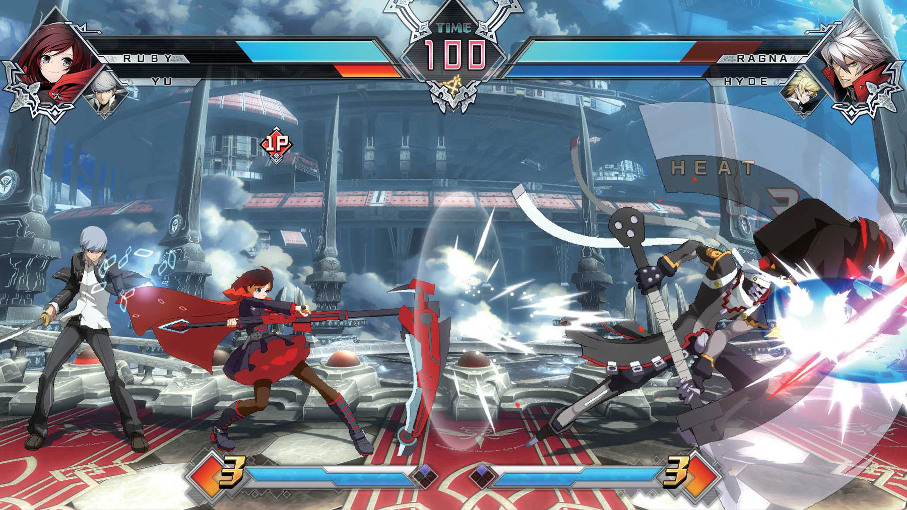 The latest 'BlazBlue' reminds me how impenetrable fighting