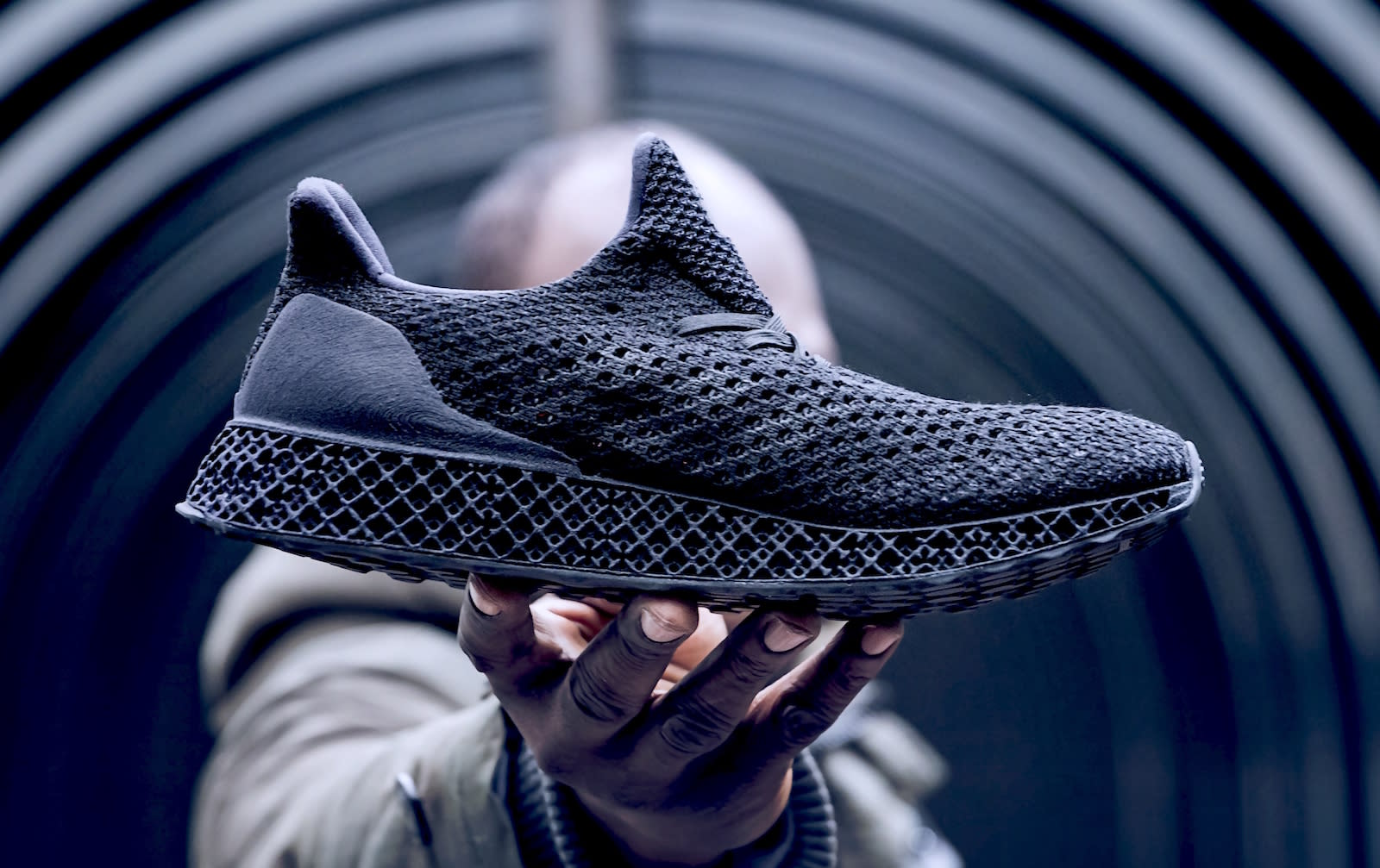Adidas' latest 3D-printed running shoe will cost you $333