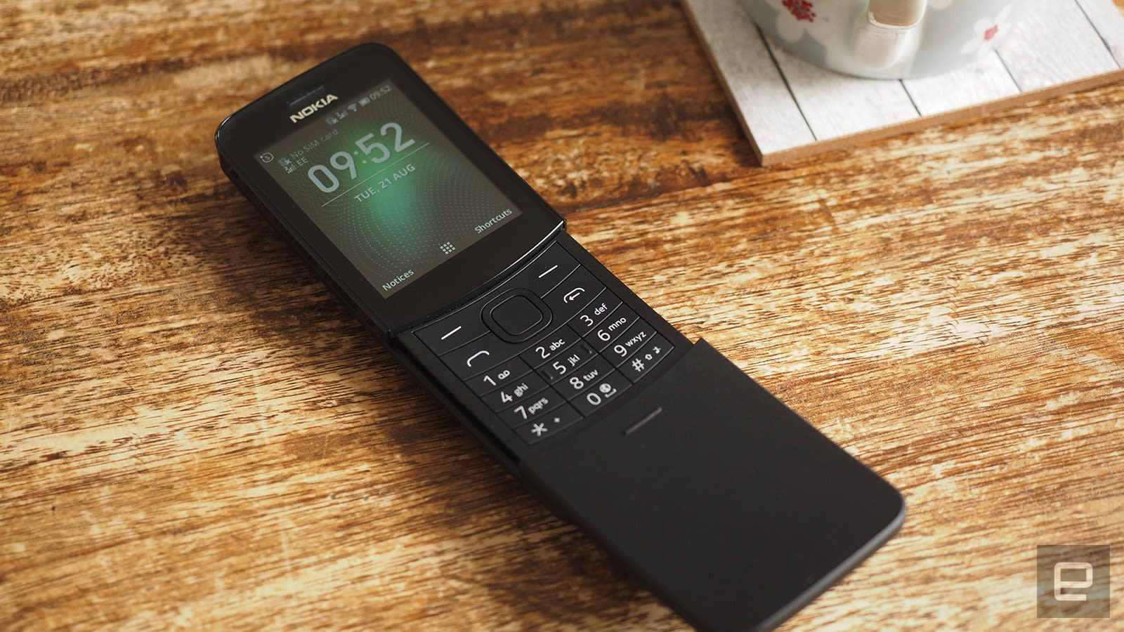 f9cc8c21701 The Nokia 8110 4G is smarter than your average dumb phone