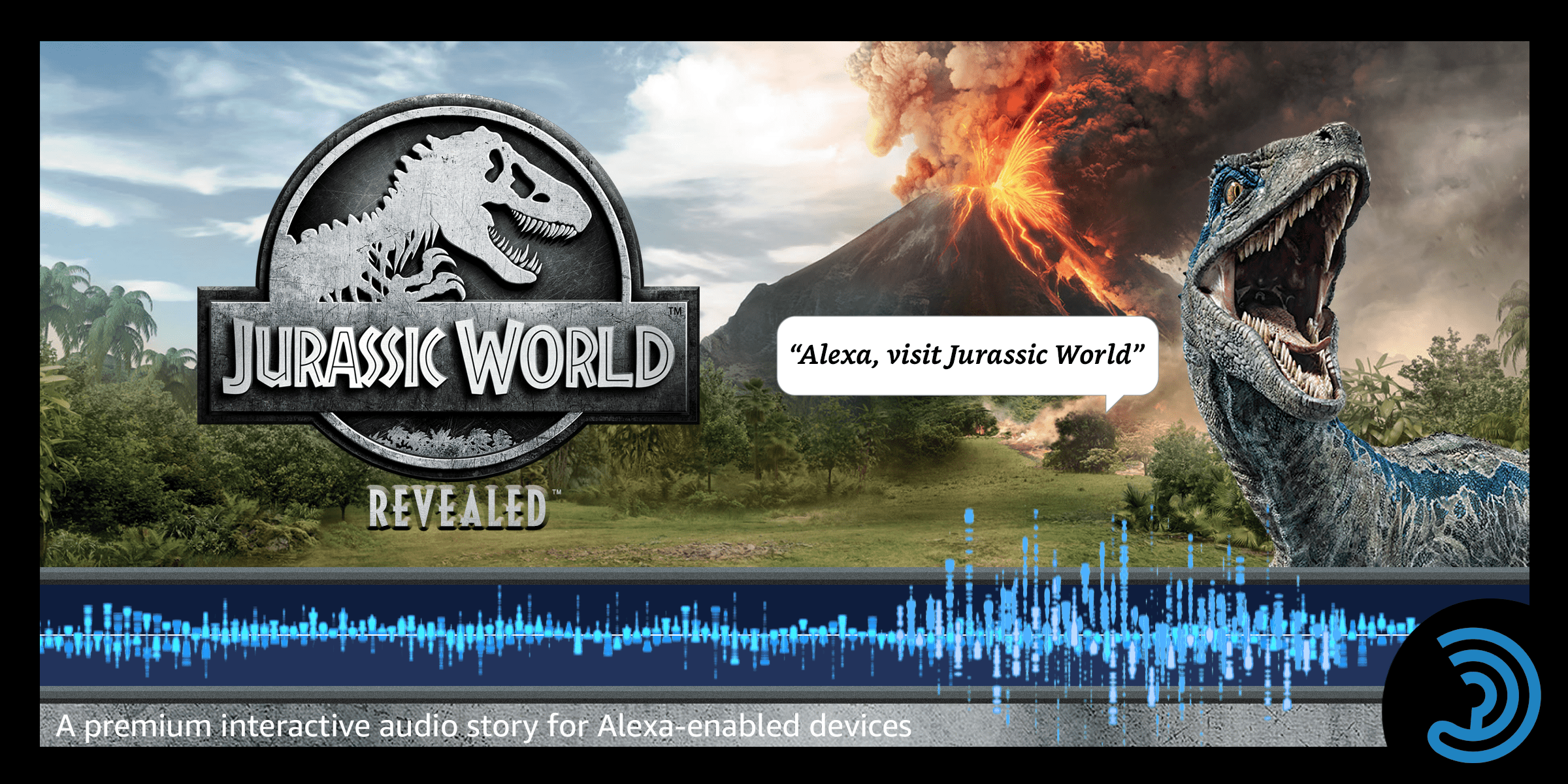 Jurassic World Revealed' exposes the limits of Alexa games