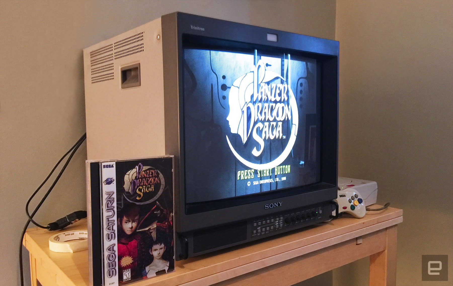 bb528992a480d My pointless quest to achieve perfect retro console fidelity