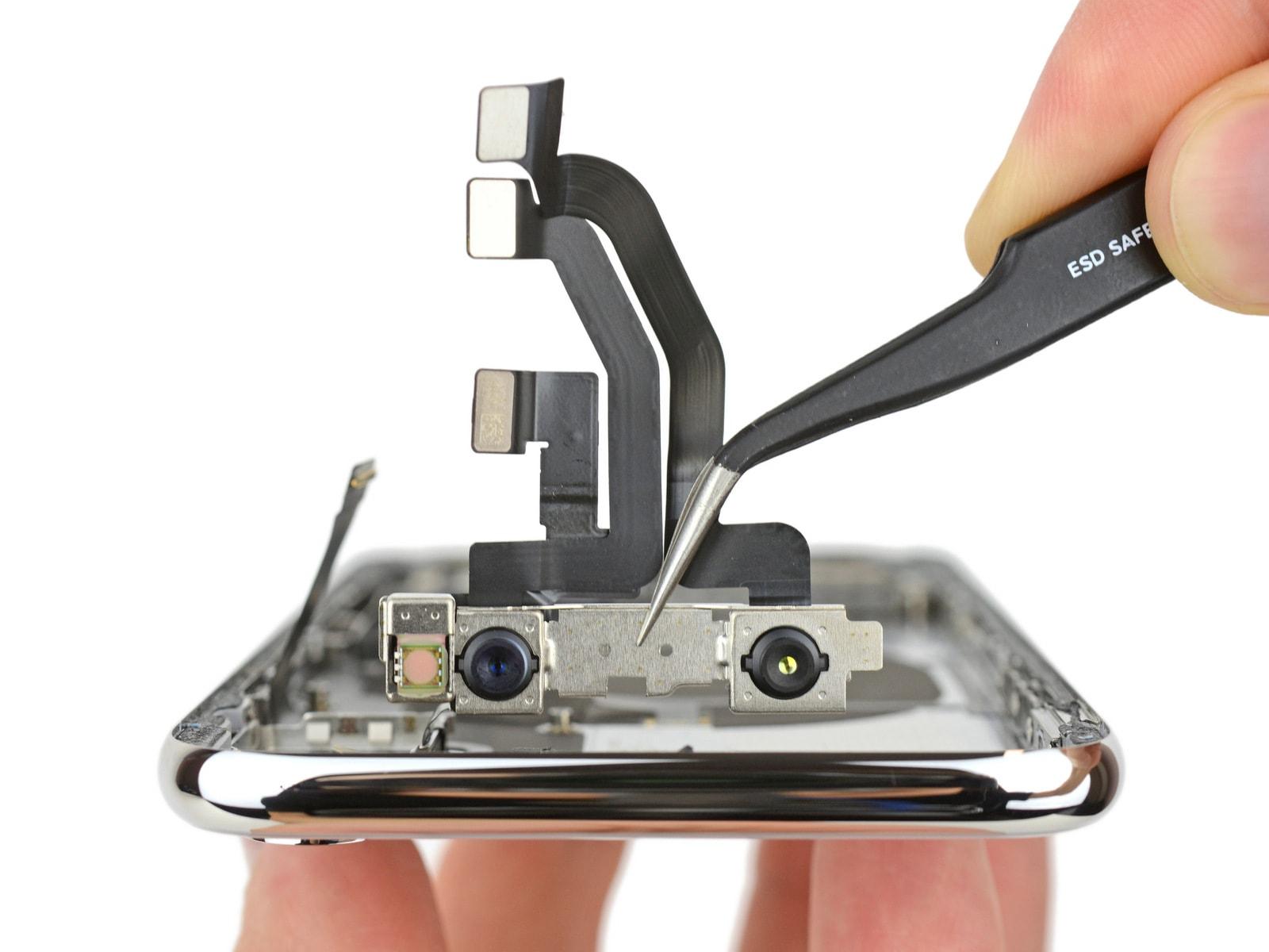Take A Peek Inside The Iphone X