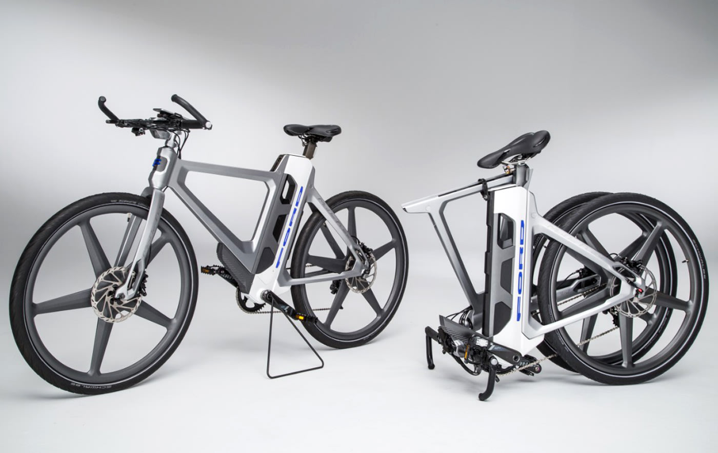 26f50c5070d Six folding electric bikes that fit practically anywhere