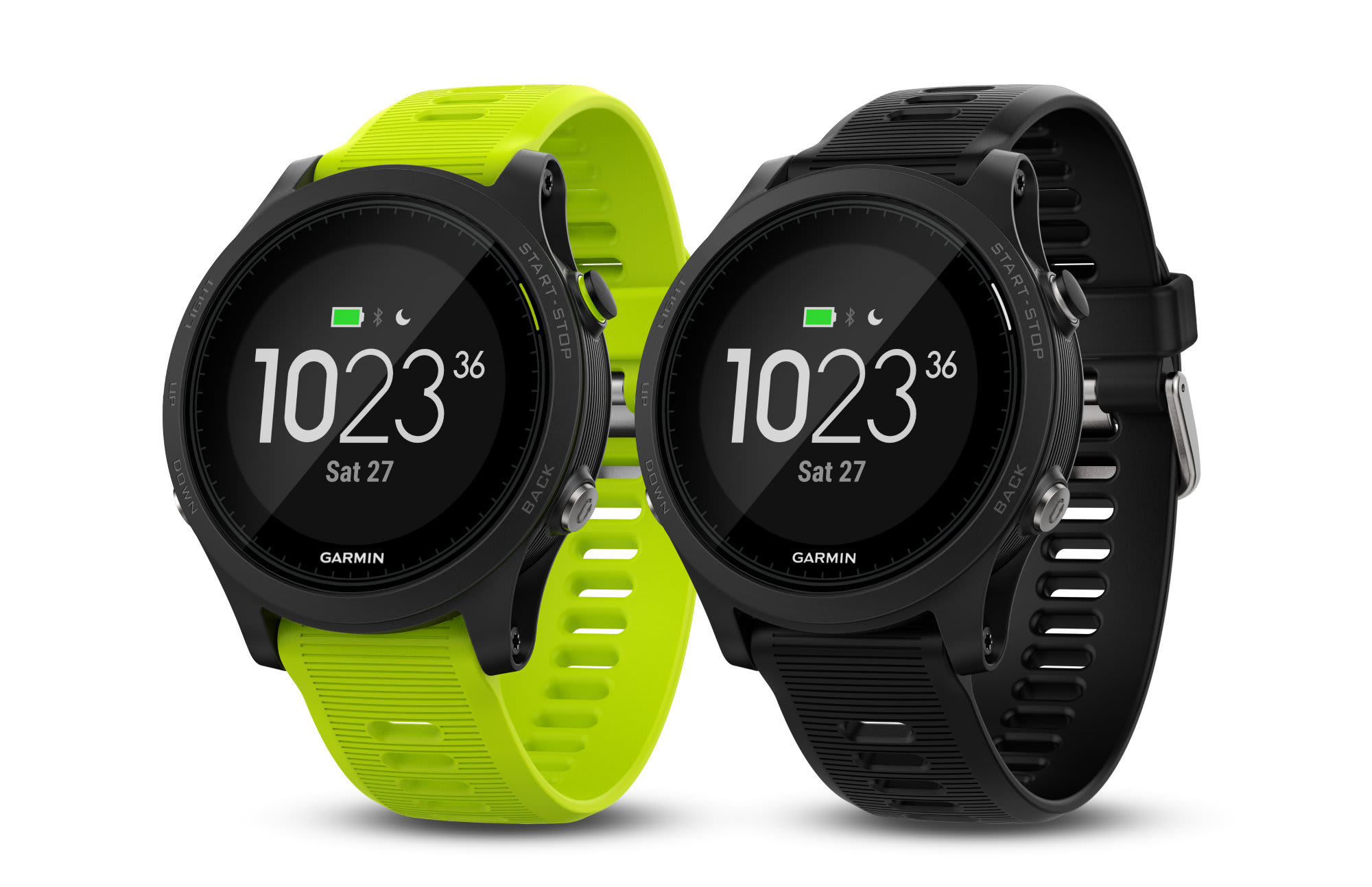 eddd1ffd7ff Garmin s Forerunner 935 smartwatch knows how hard you work out