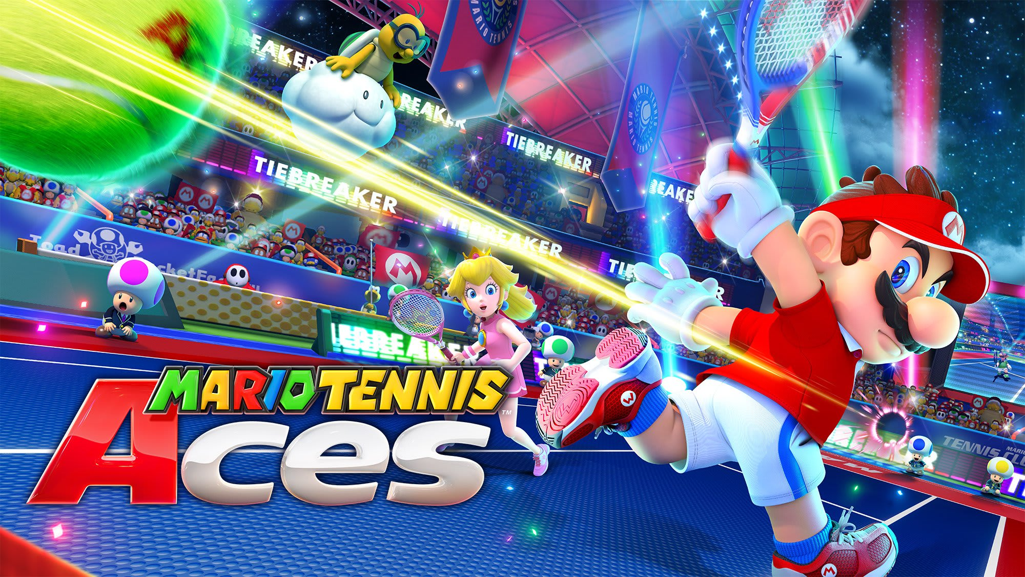 Image result for Mario Tennis Aces