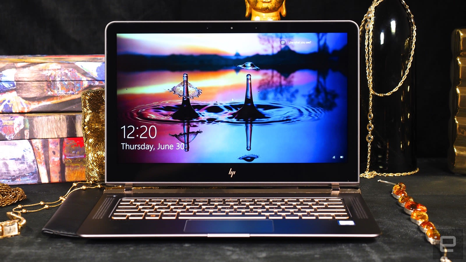 The Spectre 13 3 is the most intriguing thing HP has made in