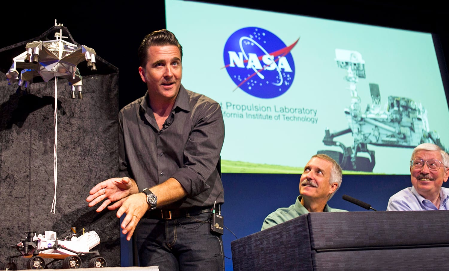 An interview with one of NASA's Curiosity Rover engineers