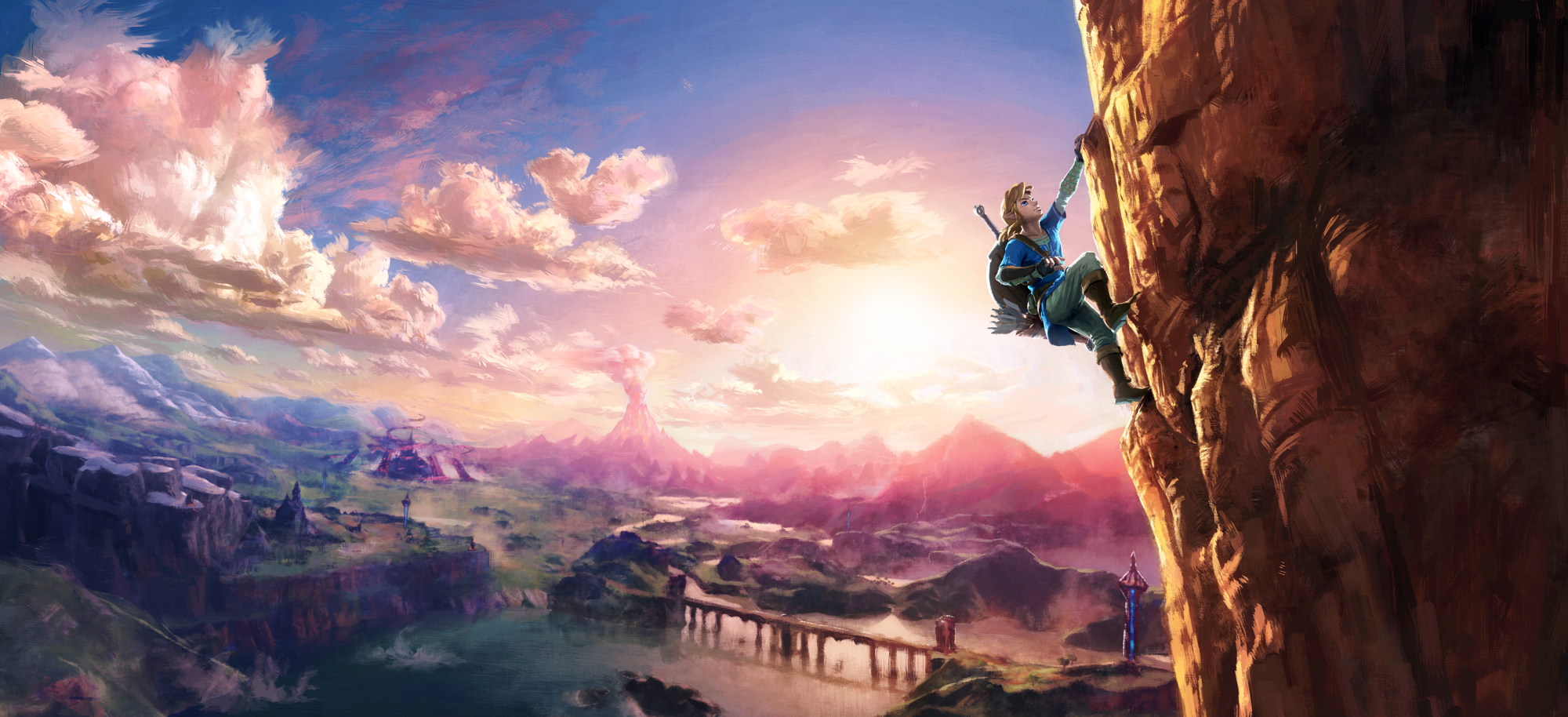 Breath of the Wild' is the boldest 'Zelda' game in years