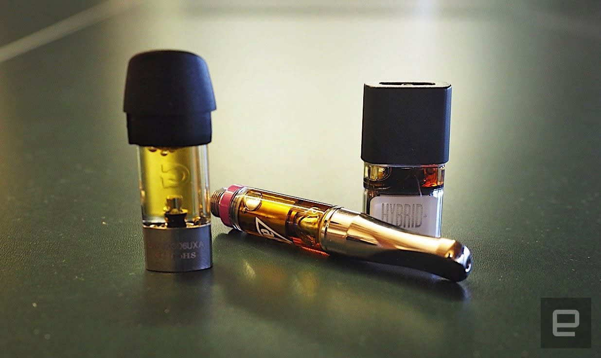 Best Flower Vaporizer 2020 We won't see a 'universal' vape oil cartridge anytime soon
