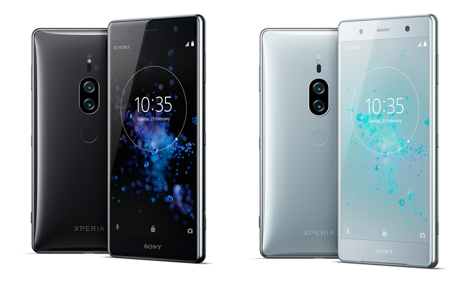 03ee49525be Sony s dual camera Xperia XZ2 Premium takes ultra-low-light photos