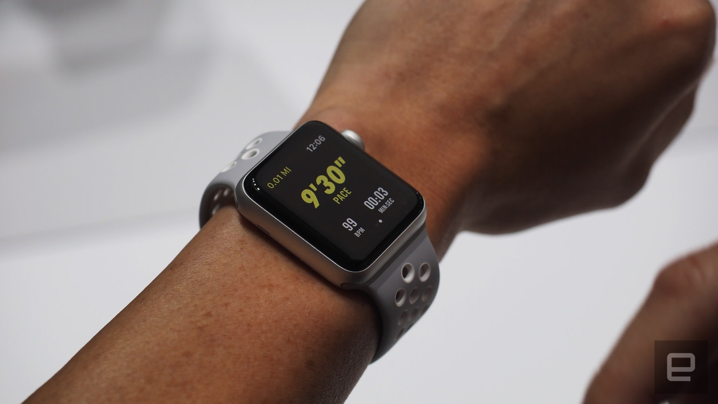 cb0aadcac9b The Apple Watch Nike+ is a running watch I might actually use
