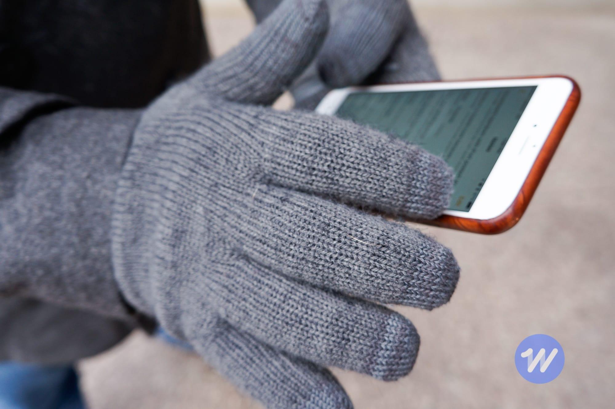 0733a7faa The best touchscreen winter gloves