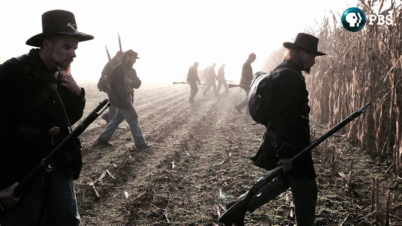 My Brother's Keeper' uses new VR tech to reenact the Civil War