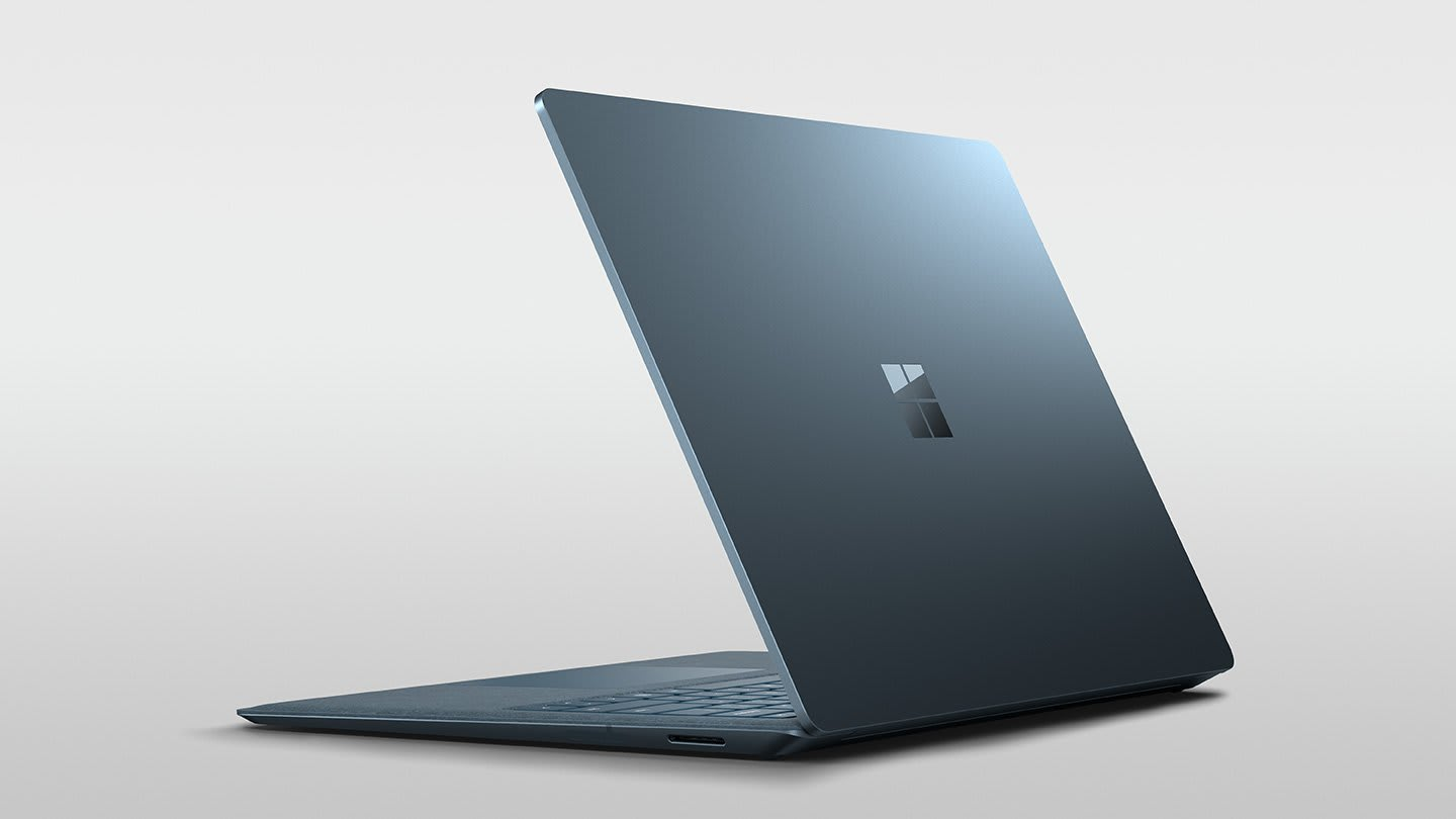 060b9974f4f Surface Laptop 2 vs. the competition  Power and price