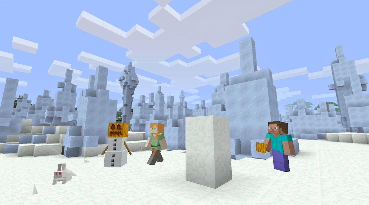 Minecraft' on mobile to get mods and command blocks