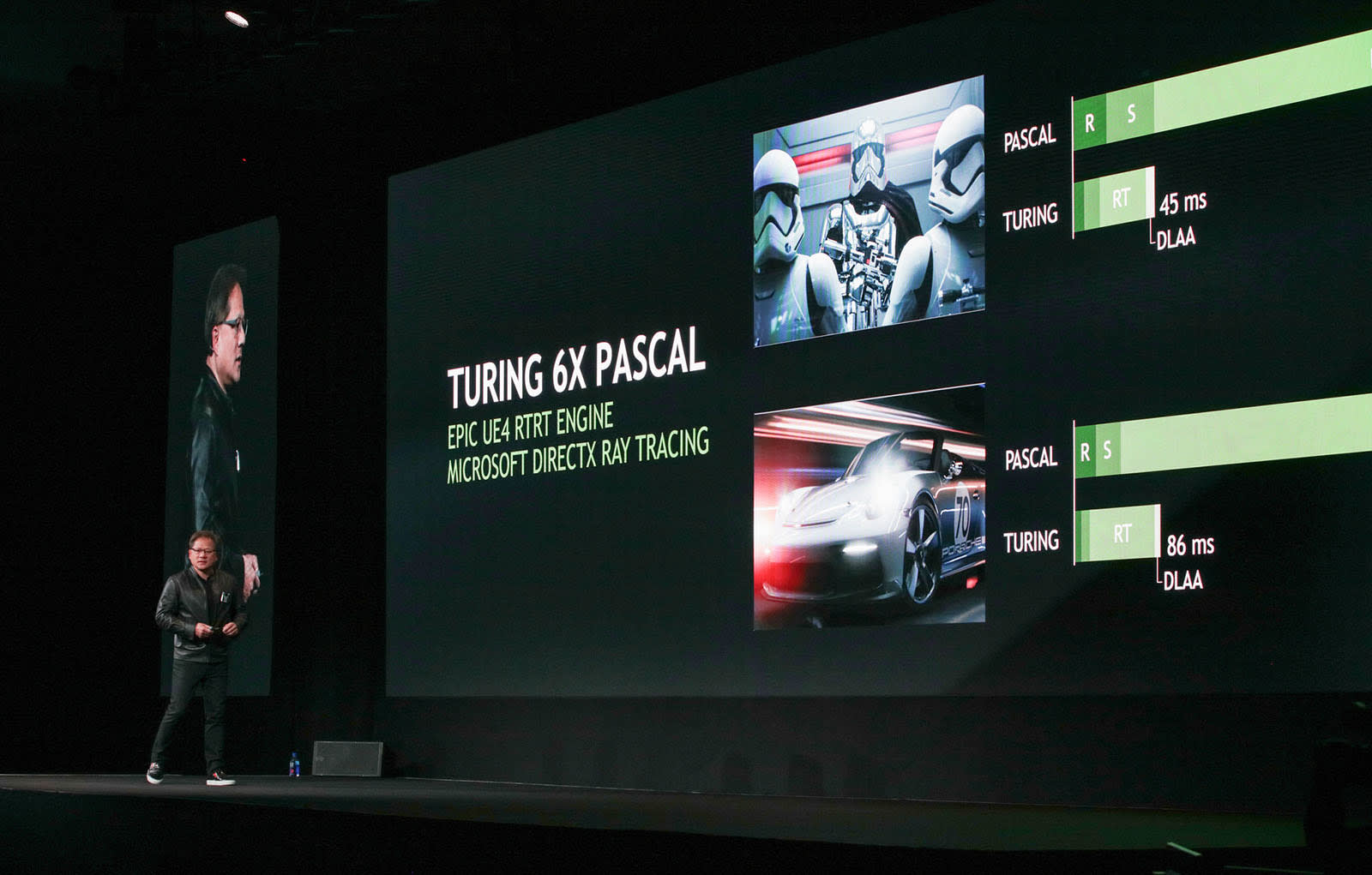 NVIDIA's RTX speed claims fall short without game support
