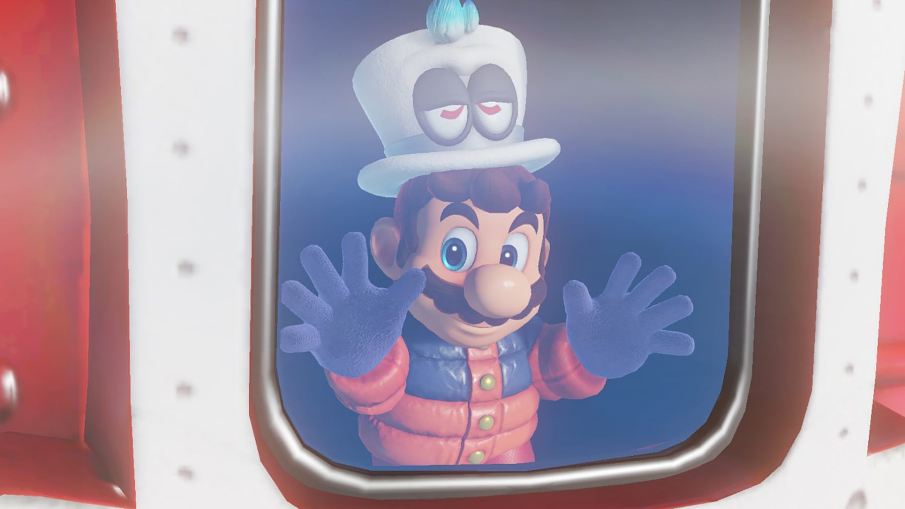 Super Mario Odyssey Is Everything It Needs To Be And More