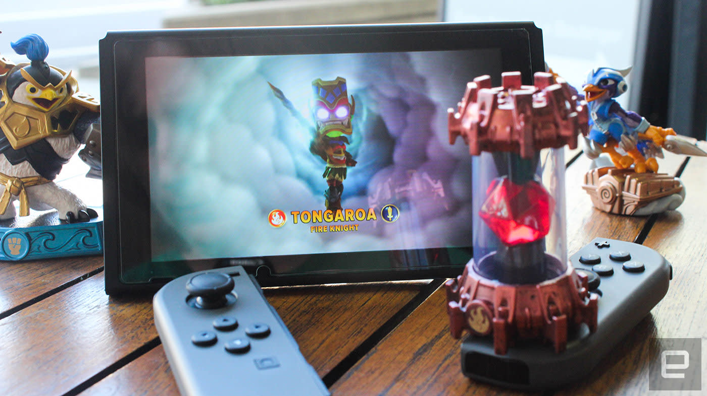 Skylanders' learns what Amiibo knew all along: Drop the portal