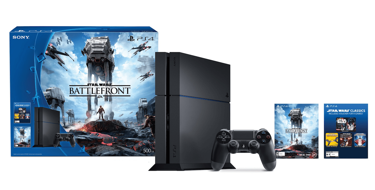 sony tempts gamers with two 300 playstation 4 bundles. Black Bedroom Furniture Sets. Home Design Ideas