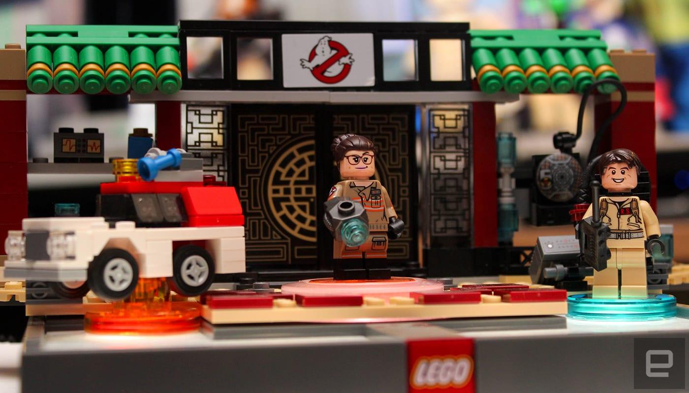Lego Dimensions Makes Me Like Things I
