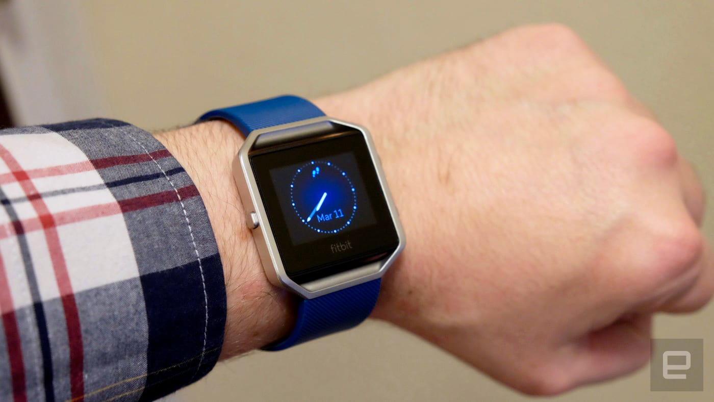 Fitbit Blaze review: A smartwatch in looks only