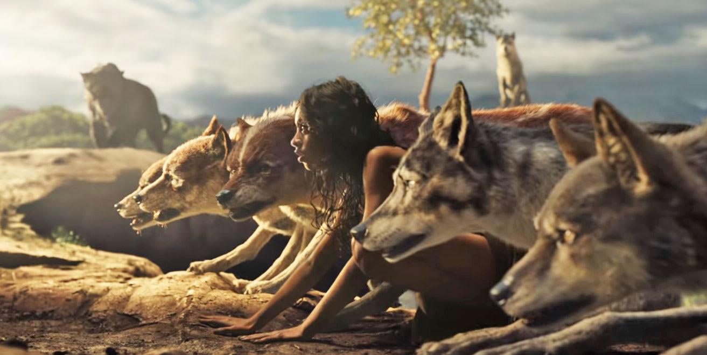 Rohan Chand heeft zijn eigen wolfpack in Mowgli Netflix recensie