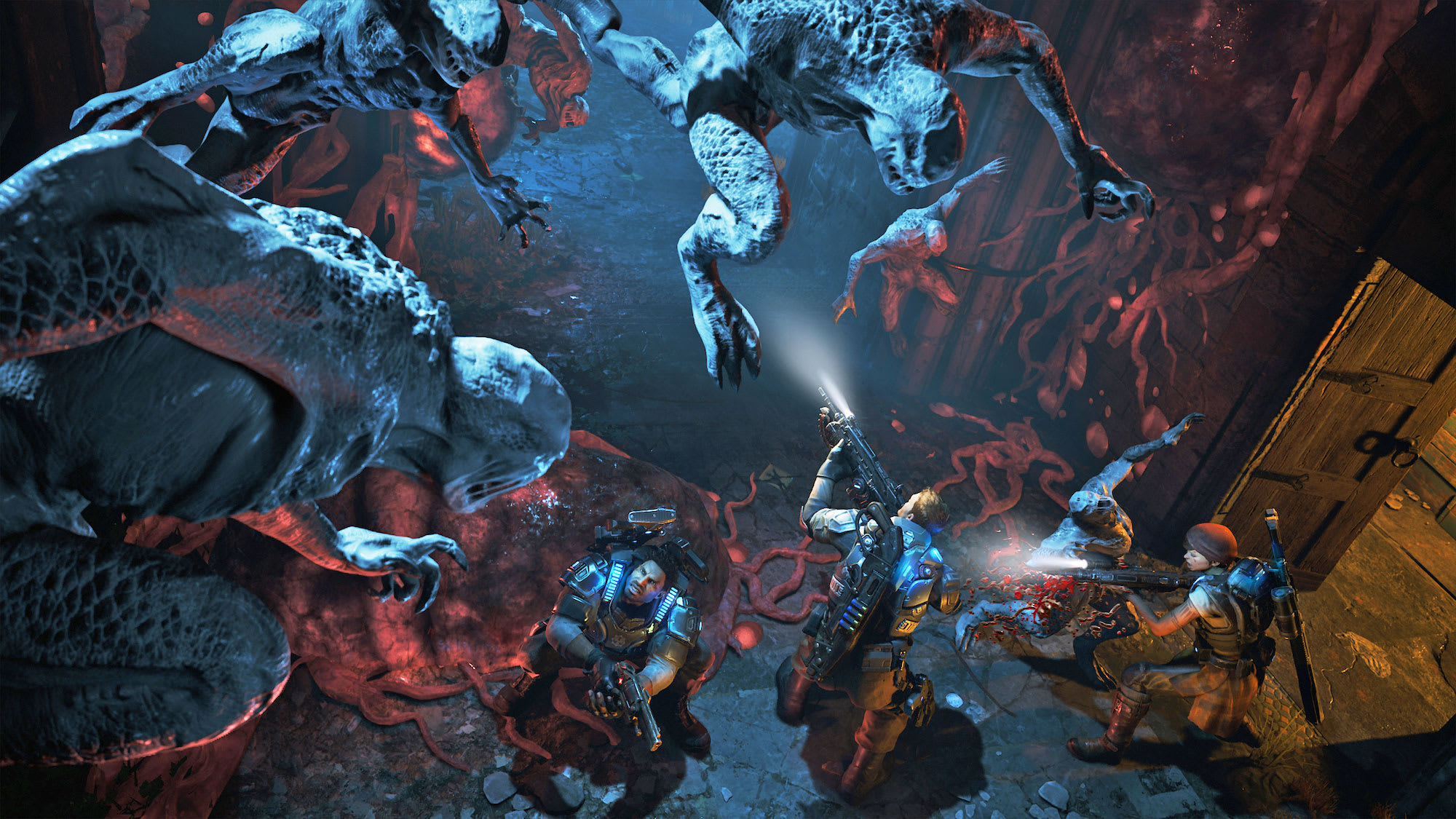 Gears of War 4' writers are striving for a deeper story