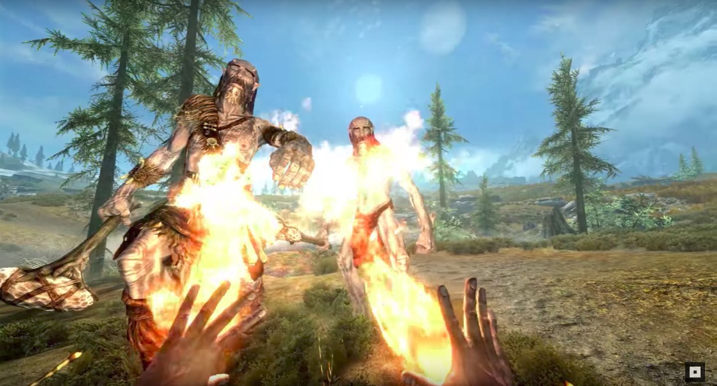 Skyrim' is coming to the PSVR, after all
