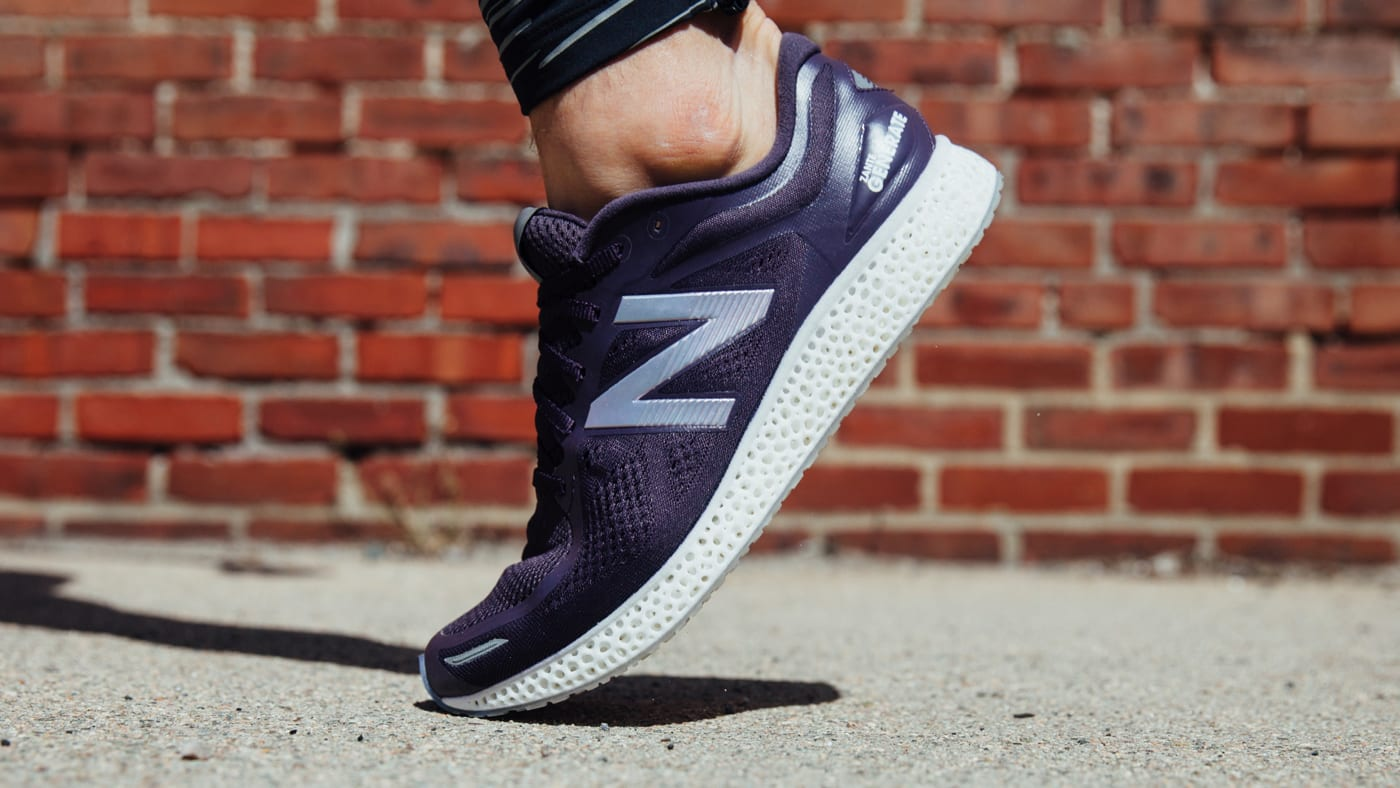 8b422ec5 New Balance's rare 3D-printed running shoes cost $400