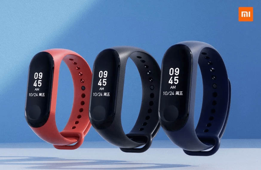 4cecbd6f891 Xiaomi s Mi Band 3 is water resistant to 50 meters