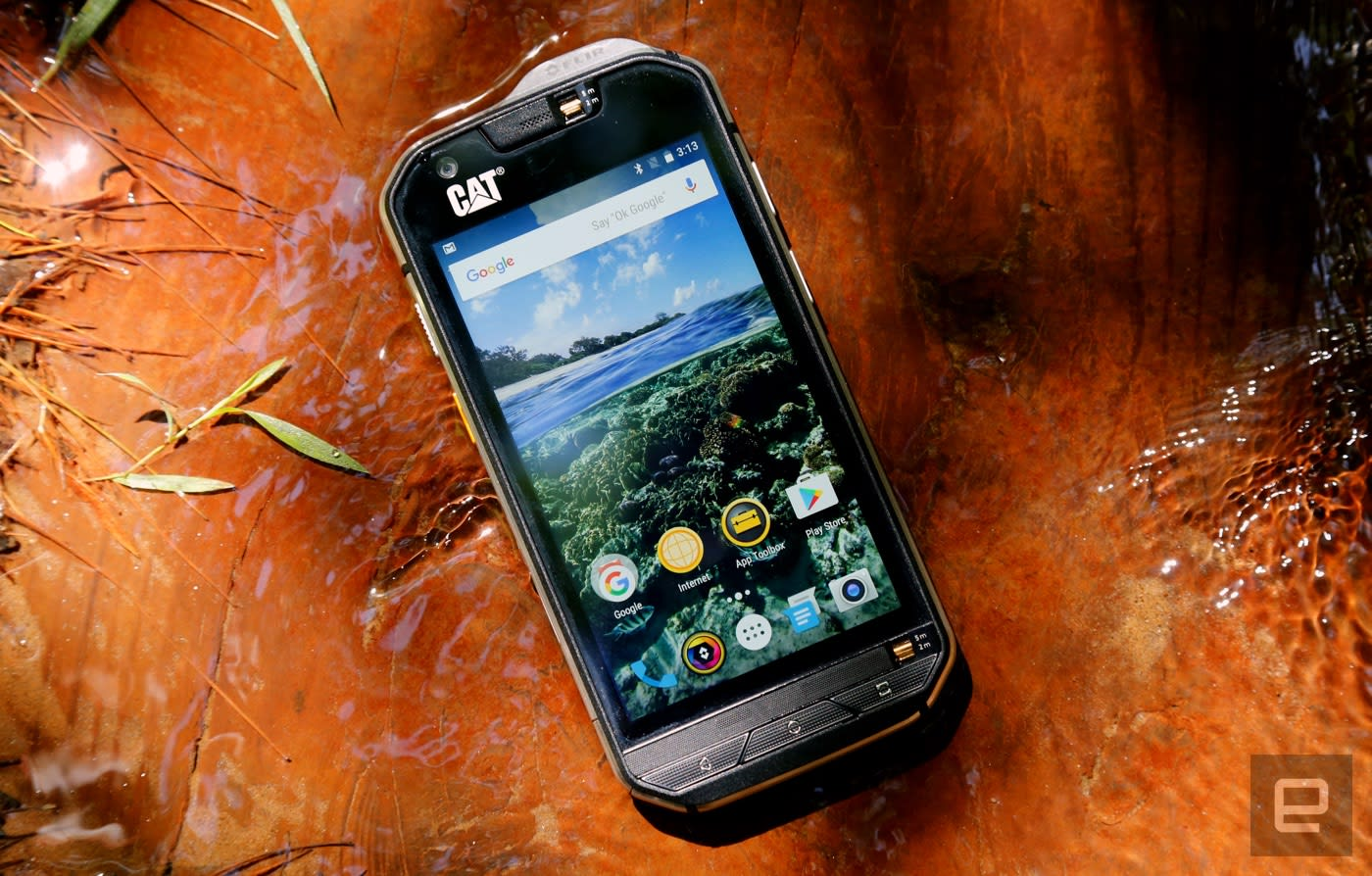5f28b0dc73444 I accidentally broke the super-rugged Cat S60 smartphone