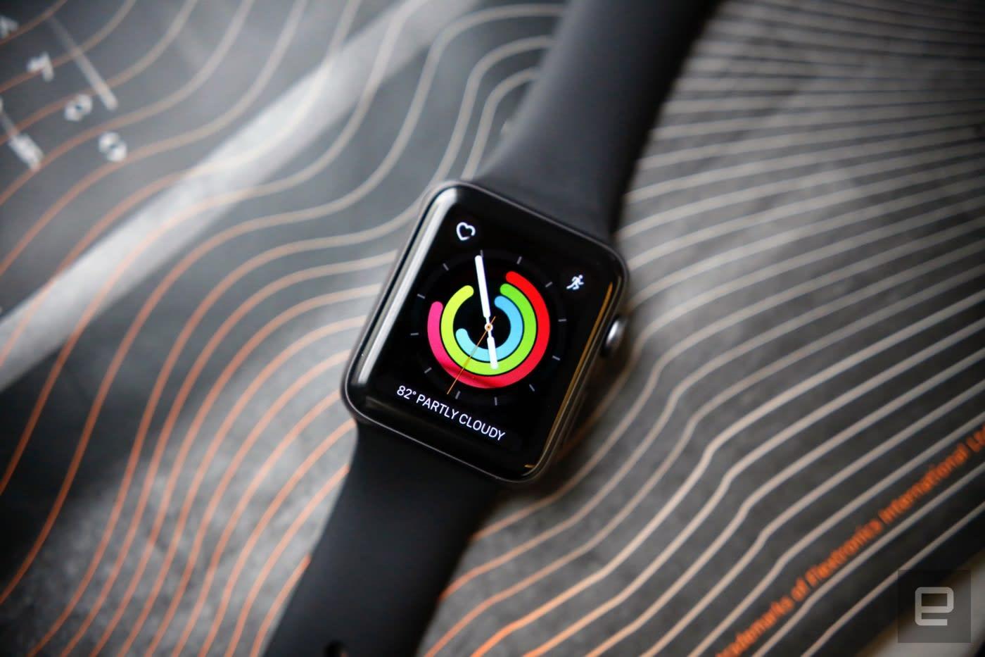 the best attitude 1cd8b 8abd7 Apple Watch Series 2 review (as written by a marathoner)