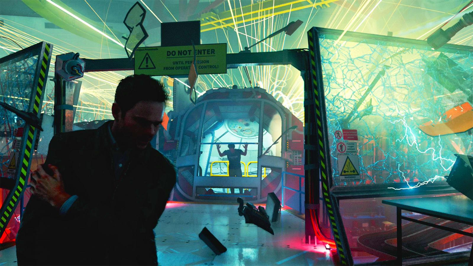 Quantum Break' is a legitimate reason to buy an Xbox One