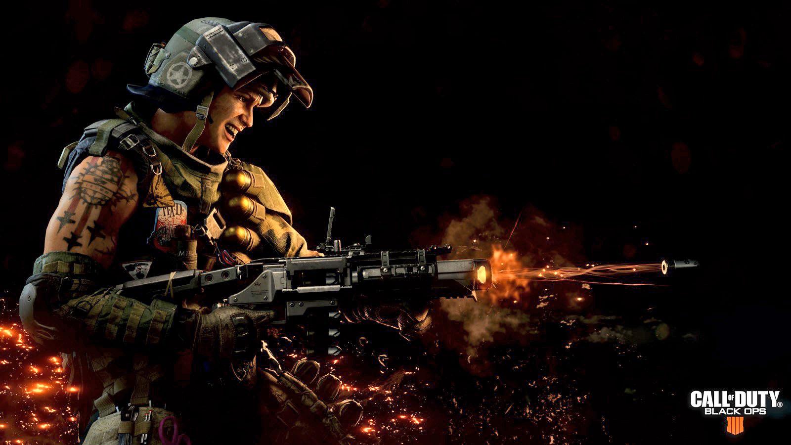 Call Of Duty Black Ops 4 Tweaks A Familiar Multiplayer Formula