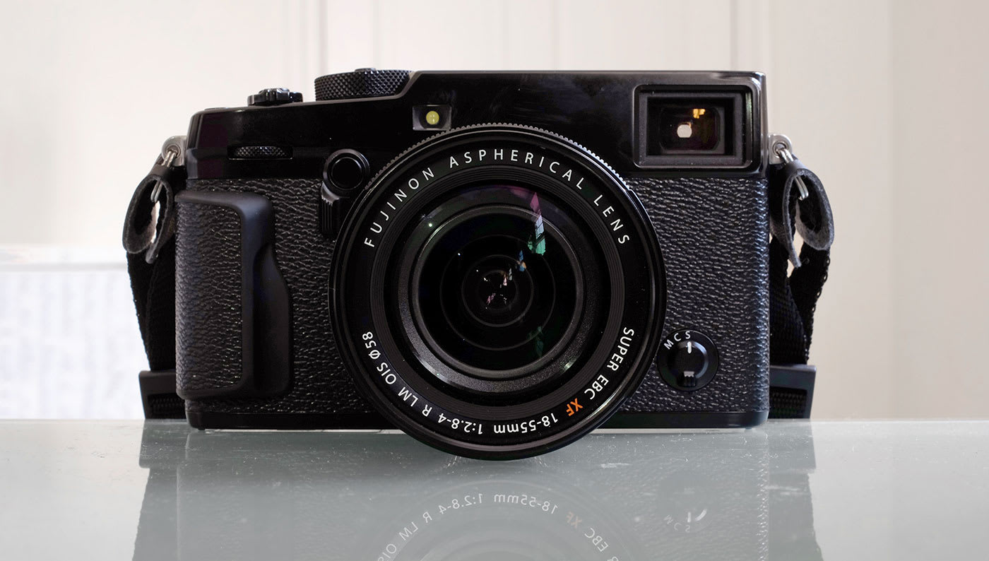 The Fujifilm X-Pro2 is a fantastic camera, but it's not for me