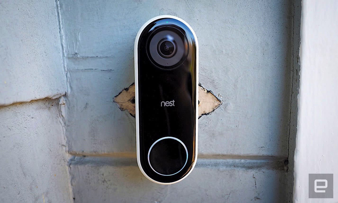 Nest o review: A premium doorbell for the paranoid ... Nest Doorbell Wiring Options on