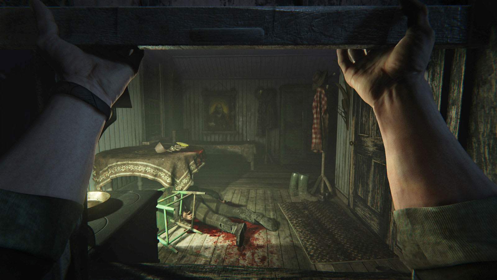 Outlast 2' is all about documenting your own mental breakdown