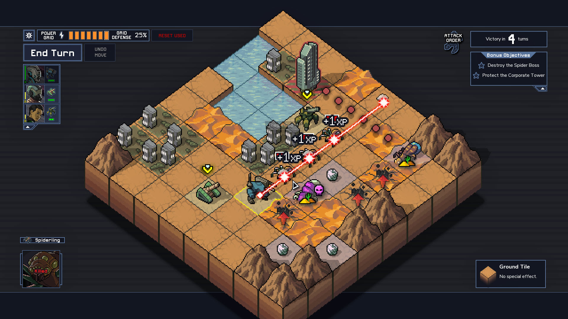 Image result for Into the Breach gameplay