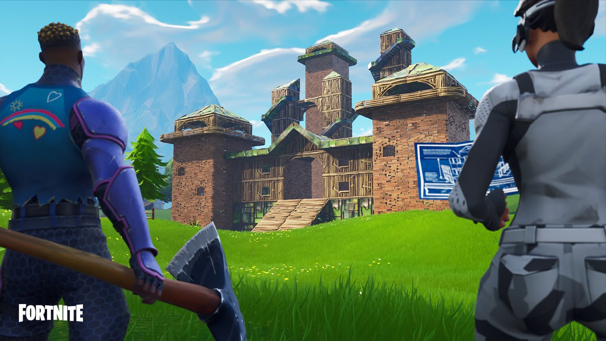 Fortnites Playground Mode Could Be A Cash Cow