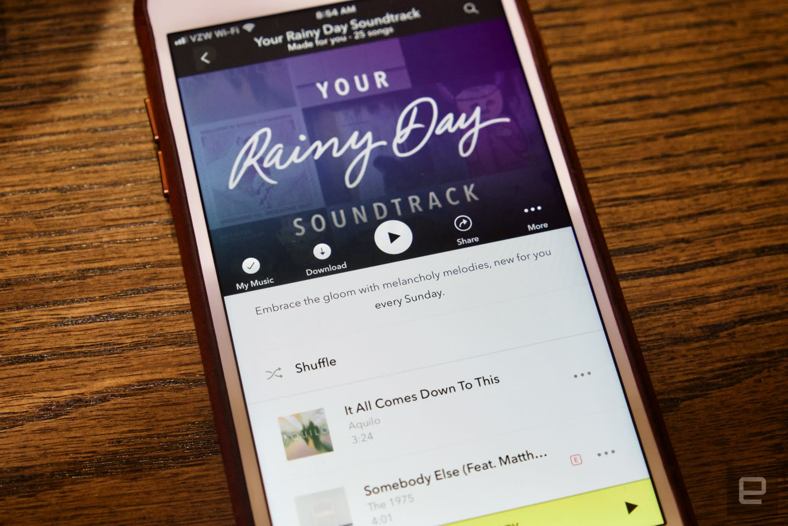 Pandora's personalized playlists are available to all premium