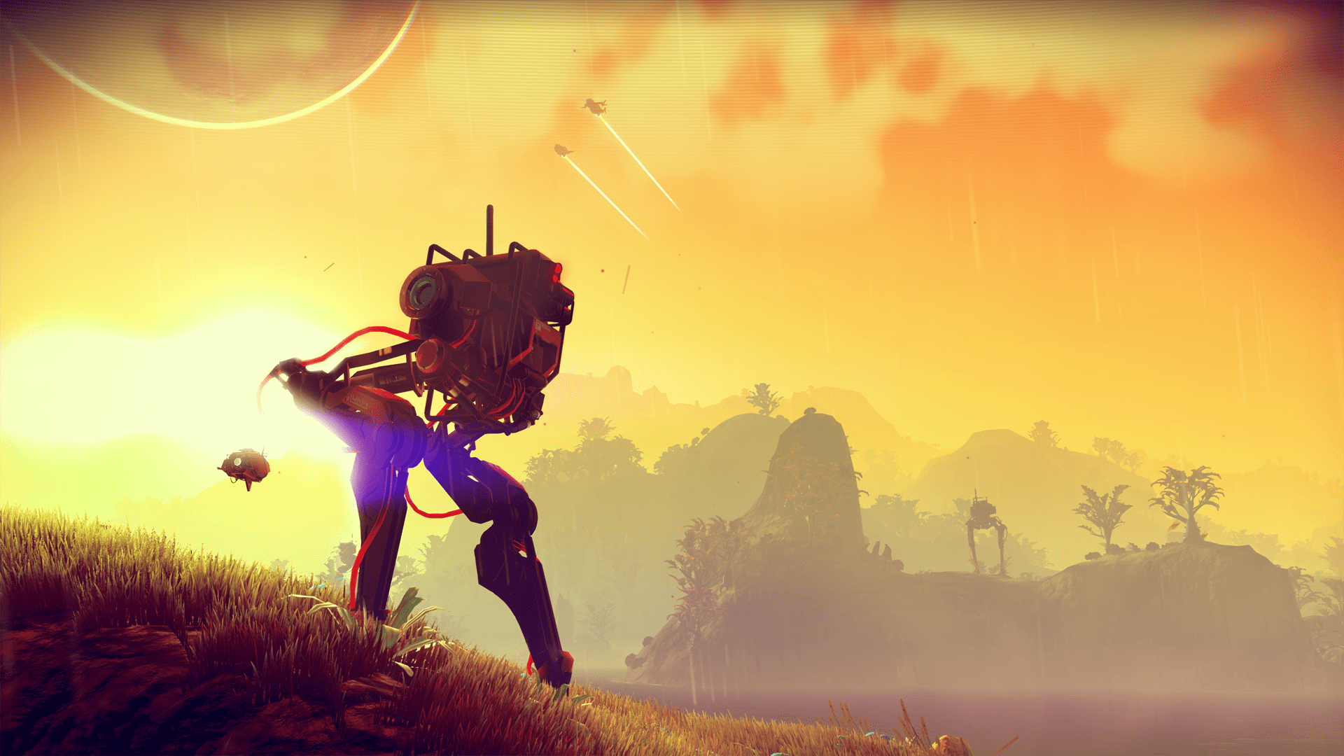 Crafting the algorithmic soundtrack of 'No Man's Sky'