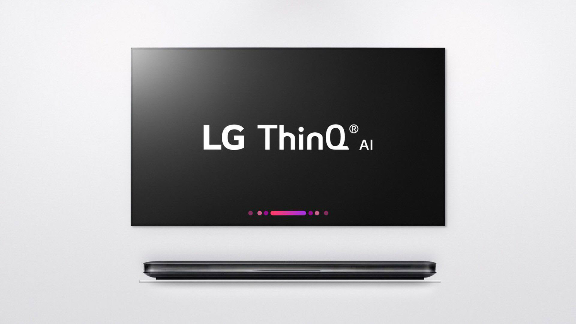 Lgs 2018 Tvs Now Work With Amazon Alexa