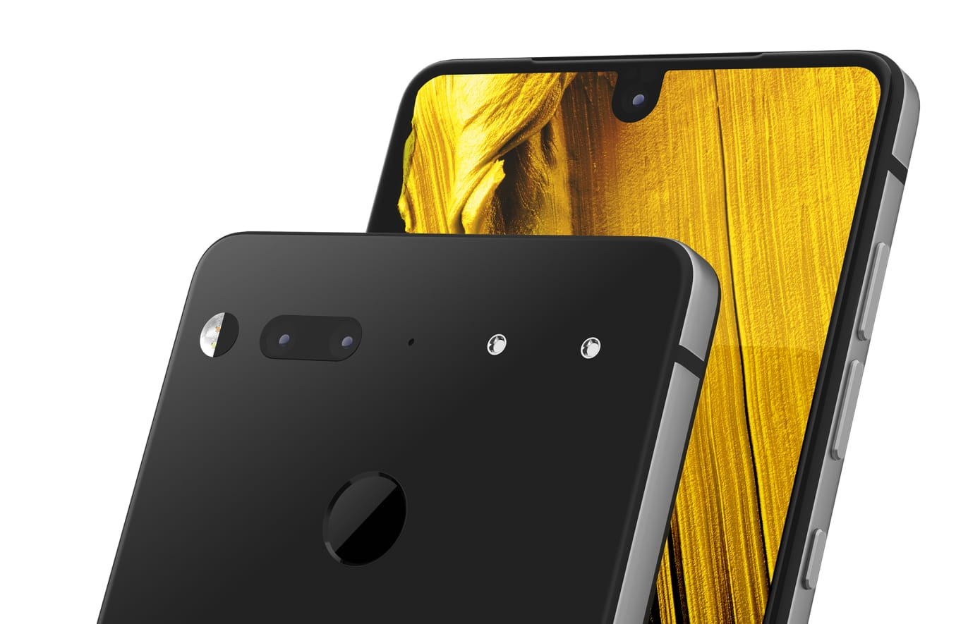 Essential S Amazon Exclusive Phone Comes With Alexa Onboard