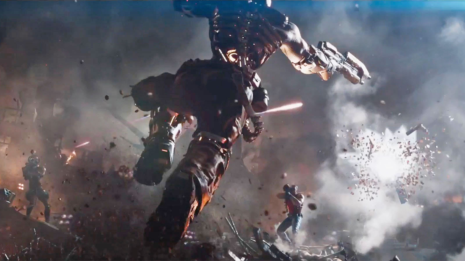 5ccd2c129174 Watch the nostalgic trailer for Spielberg s  Ready Player One