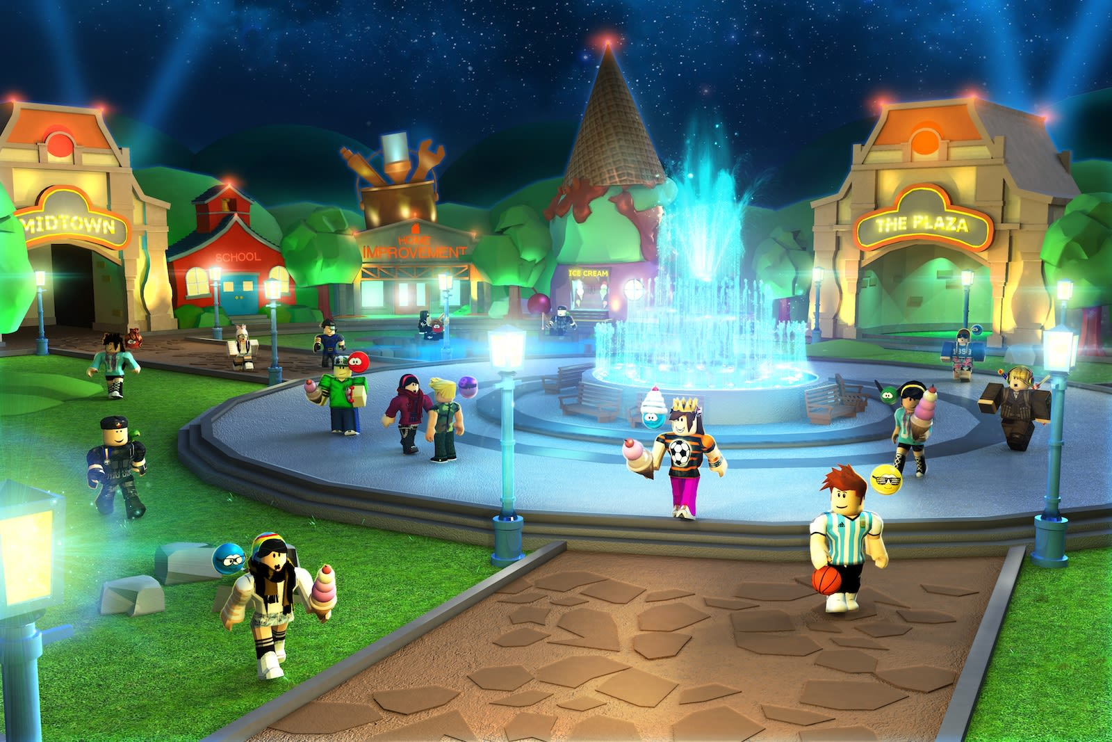 Hobbyist Developers Will Make 30 Million Via Roblox This - 1 click free robux for kids