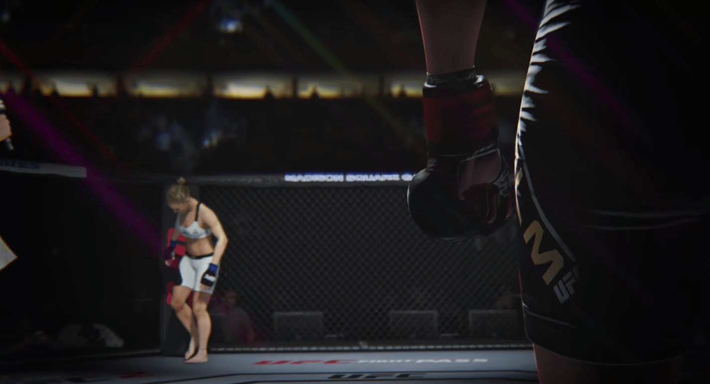Play As Ronda Rousey In Ea Sports Ufc 2 March Sony Ps4